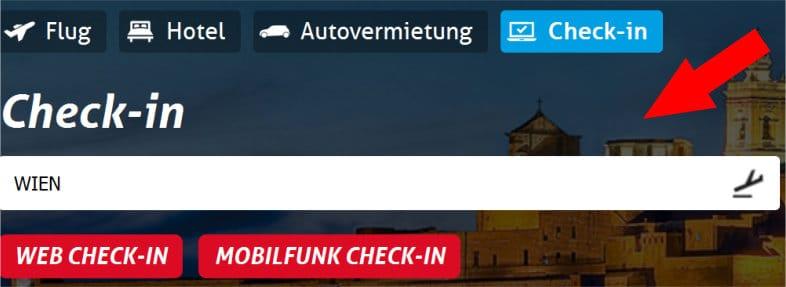 Air Malta Online Check in Login