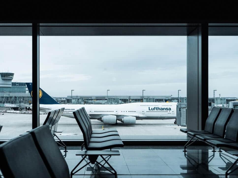 Frankfurt Check In