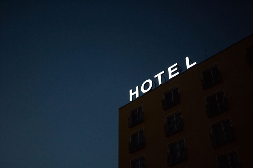 Hotel Check In Wie funktioniert's