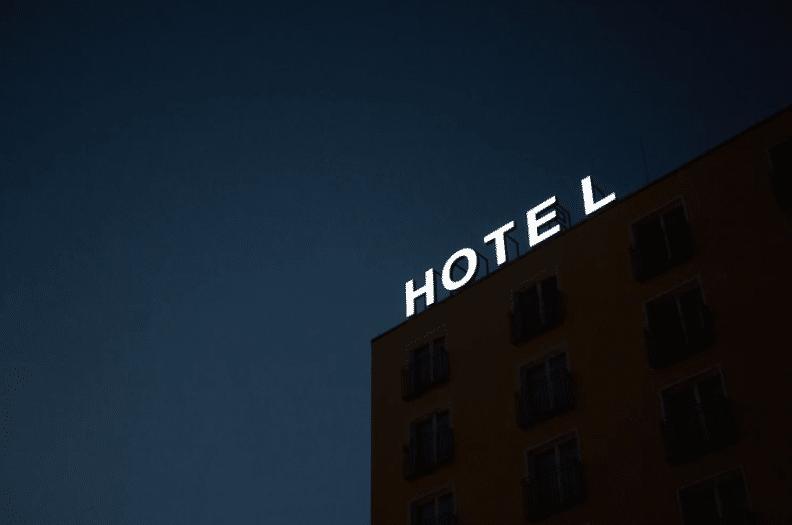 Hotel finden